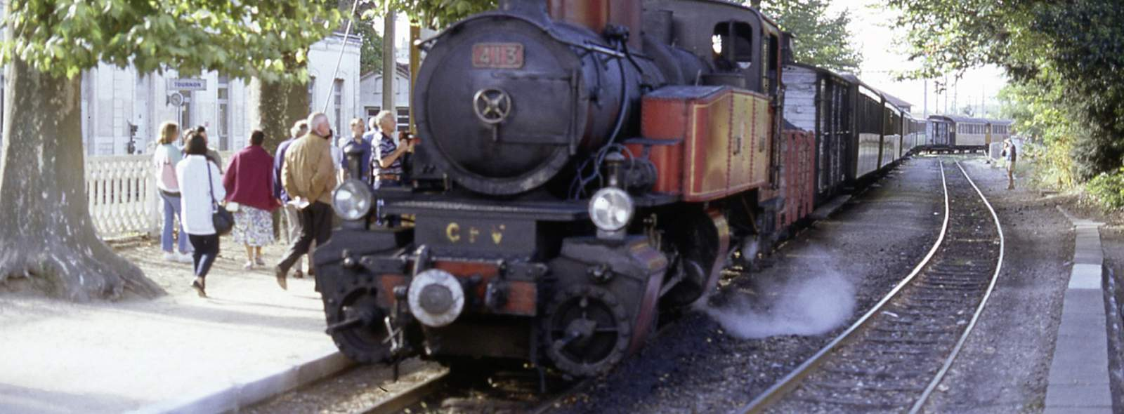 Réouverture en 2013 du Trains du Vivarais dit le Mastrou ( Enfin une bonne nouvelle)